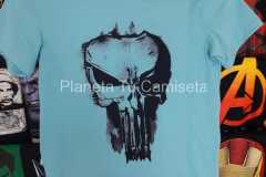 CAMISETA PERSONALIZADA THE PUNISHER
