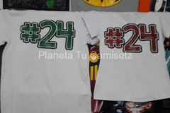 CAMISETAS PERSONALIZADAS MICKEY MOUSE Y MINNIE MOUSE