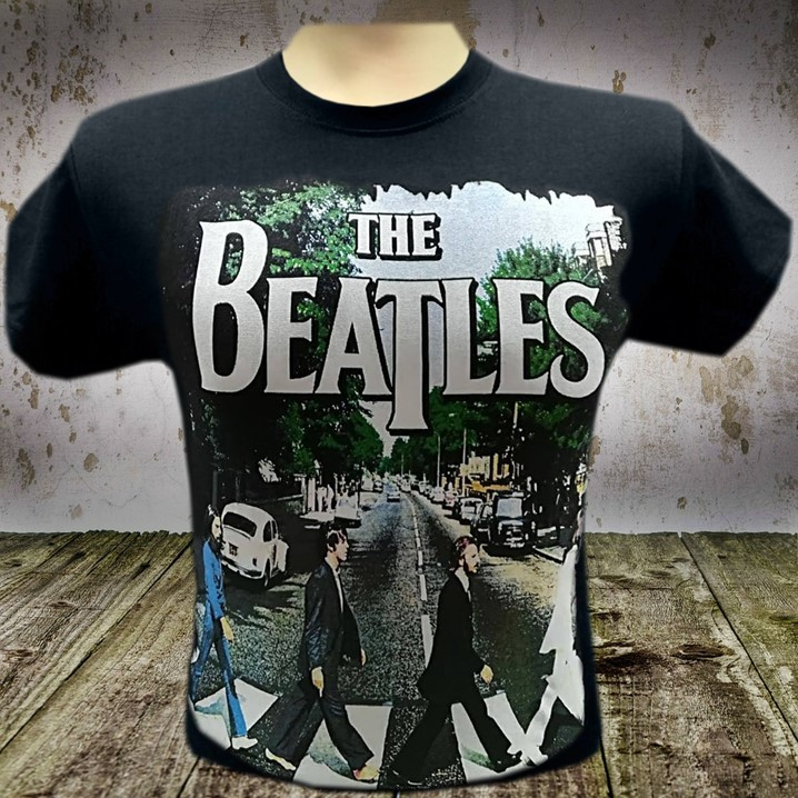 CAMISETAS ESTAMPADAS THE BEATLES